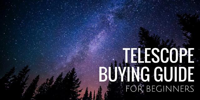 Telescope buying guide.