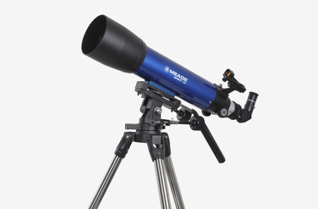 Meade infinity 102mm az refractor telescope review